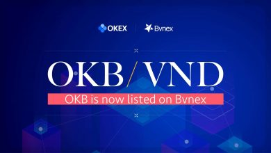 Photo of OKEx native coin, OKB Listed on Vietnam's Top Fiat/Crypto Exchange