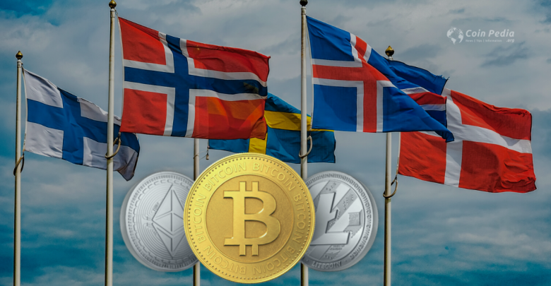 Cryptocurrency in the Nordic countries