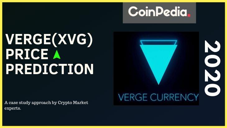 Verge price prediction