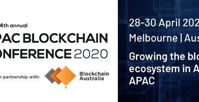 Photo of APAC Blockchain 2020