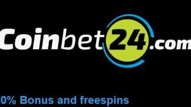 Photo of Coinbet24 Bitcoin Casino Operator & Sportsbook Review