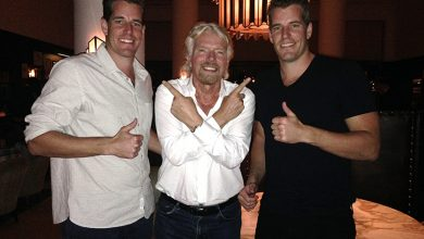 Photo of Bitcoin Pizza Moment – Winklevoss Twins Spends 312 BTC for Space Travel