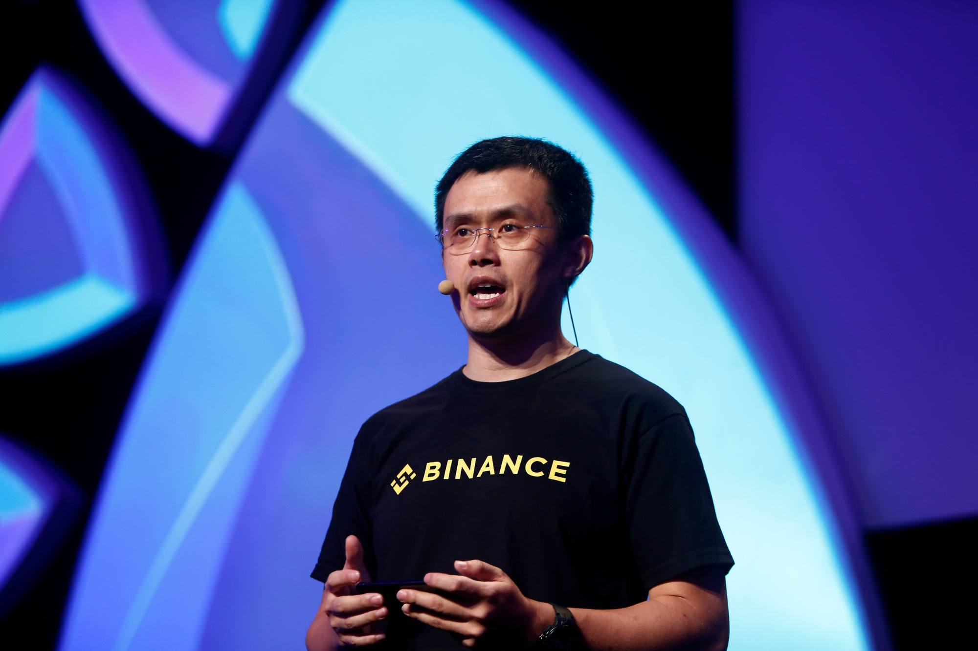 One-Fourth of last year's profits invested Binance says CZ