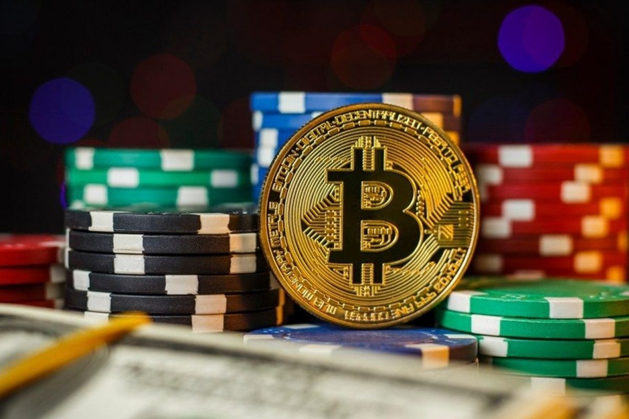 CryptoGames – Enjoy the best crypto gambling service available on the Internet!