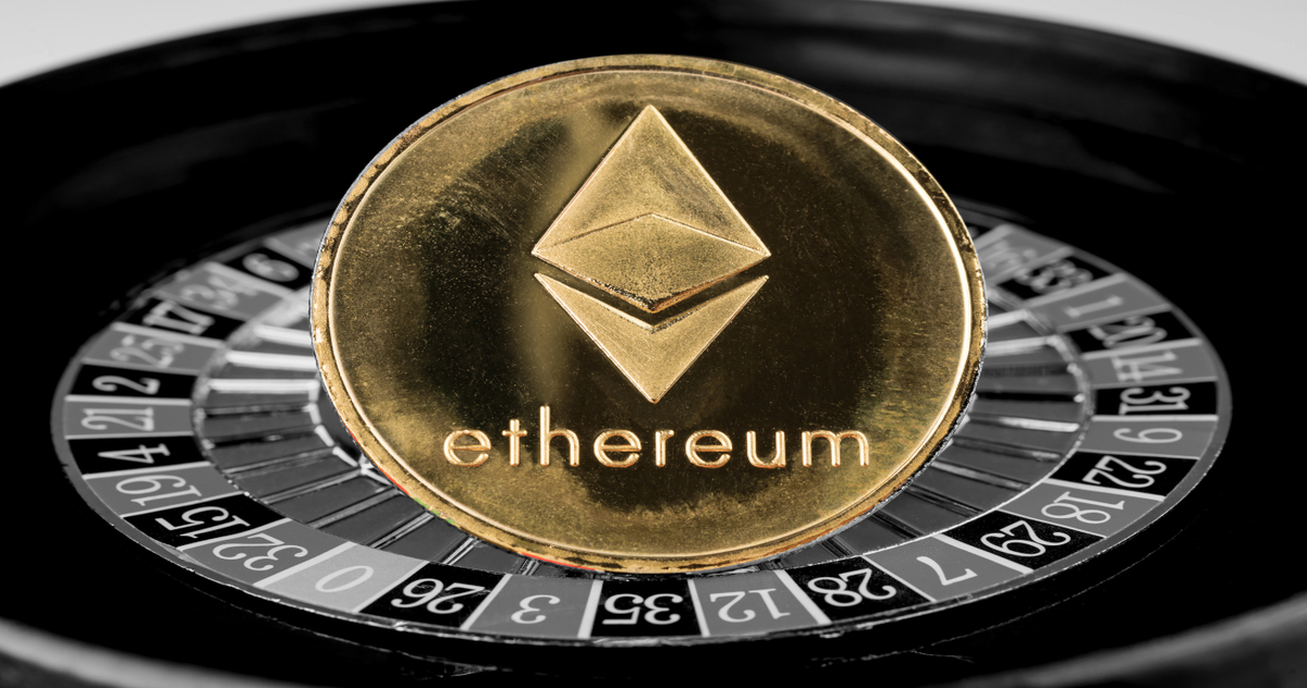Ethereum's Market Dominance Climbs To 10% As Price Gains 6% In 24 Hours