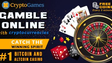 Photo of CryptoGames – Enjoy the Best Crypto Gambling Service Available on the Internet!