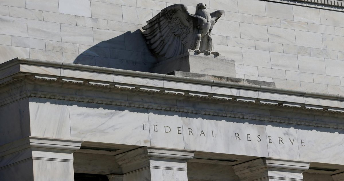 The New York Federal Reserve vows to calm panicky financial markets