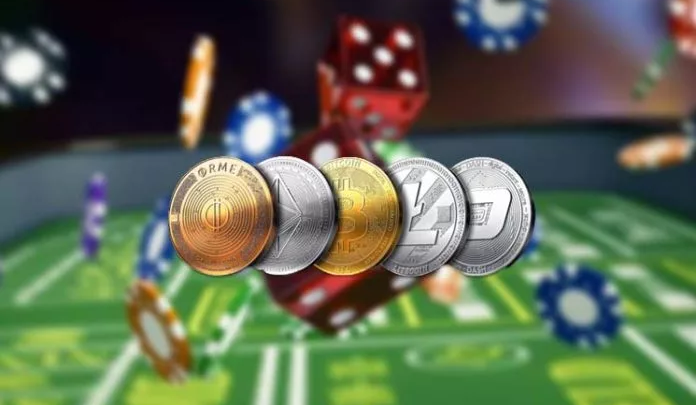 Gambling with Crypto