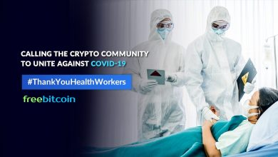 Photo of FreeBitco.in Organizes 10 Donation Hour events to Support Health Workers