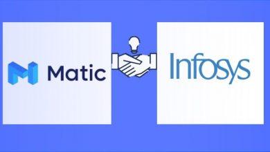 Photo of Indian Fintech Gaint Infosys Joins Matic Network as Dapp partner validator