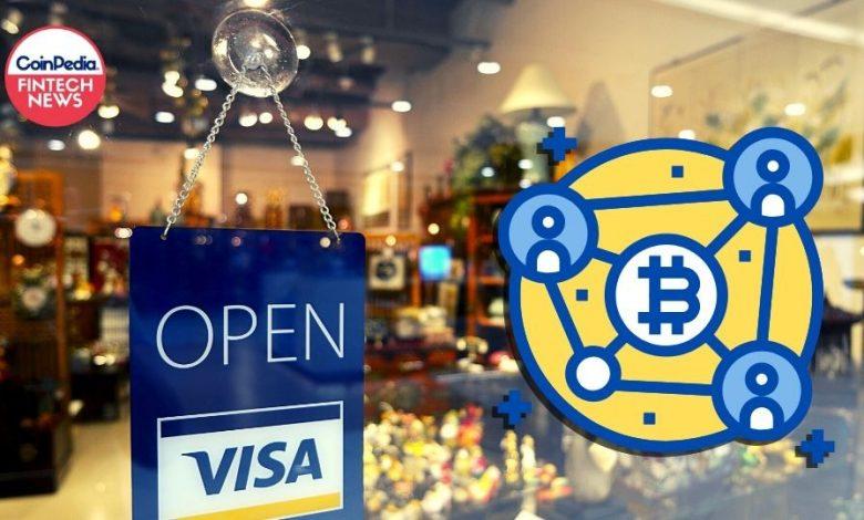 VISA on blockchain