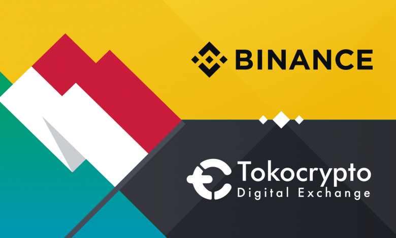 Binance Exchange Invests in the Indonesian regulated cryptocurrency exchange