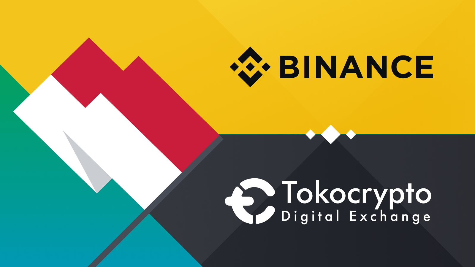 Binance Exchange Invests in the Indonesian Tokocrypto exchange