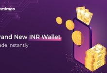 Photo of Remitano Rolls Out New INR (Fiat) Wallet for Instant Trades in Rupee