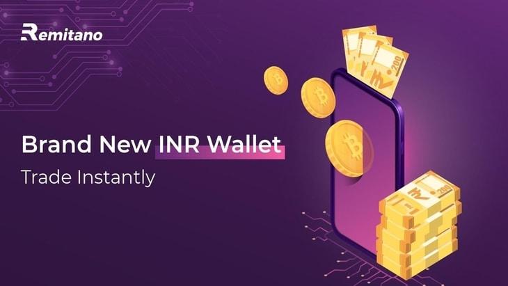 INR wallet