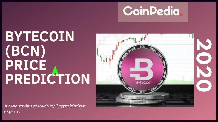 <bold>Bytecoin</bold> <bold>Price</bold> Prediction 202-: Will BCN <bold>Price</bold> Surge or Crash?