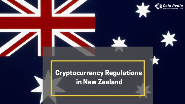 Cryptocurrency regulation in Newzealand
