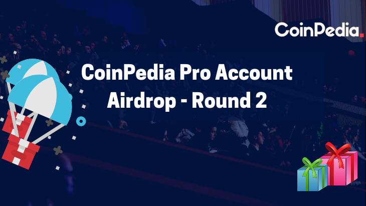 Coinpedia Airdrop Now Enters Into Round 2