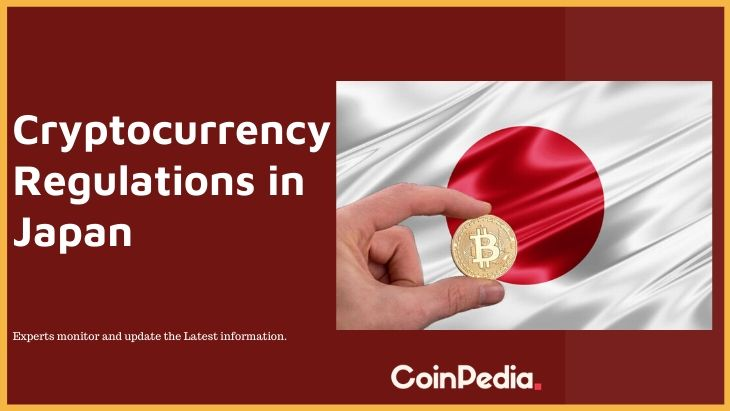 Crypto regulations Japan