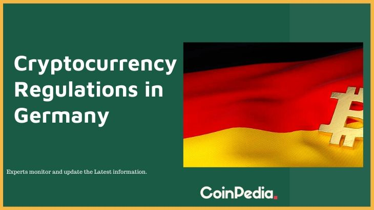 Crypto regulation germany