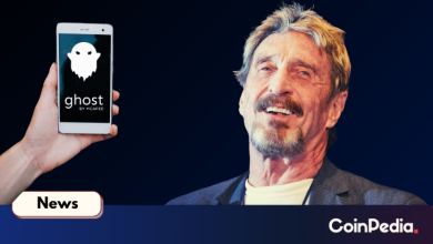 Photo of John McAfee Launches 'Ghost Cell Phone Data Service'
