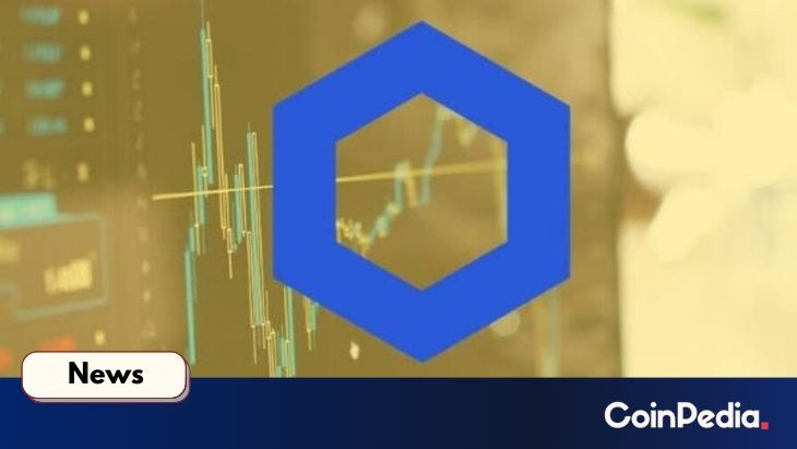 ChainLink, LINK Token Becomes Top 10 Cryptocurreny, Surges 30 Percent