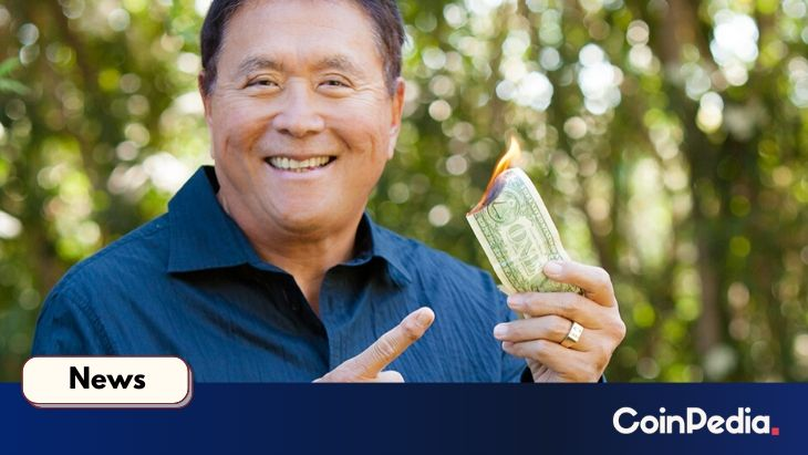 Robert Kiyosaki featuring cryptoprenuer Robert Breedlove highlights crucial insights about Bitcoin, Fed, and the monetary system.