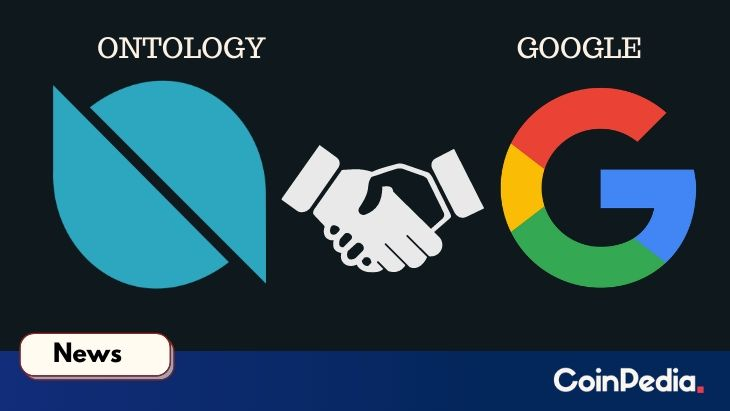 Ontology patners with Google cloud network. Google has featured Ontology's three projects into its ecosystem which is anticipated to be a very crucial move. The projects include