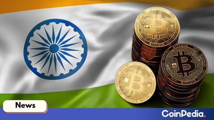 Ex Chair of India's Virtual Asset Committee Suggests Crypto As Commodity