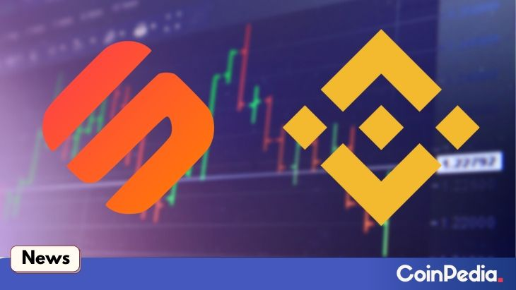 Swipe Token SXP is Hottest Altcoin With Biggest Exchange Acquisition