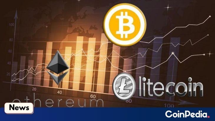 BTC and Litecoin