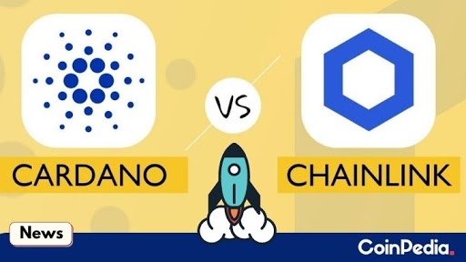 cardano and chainlink