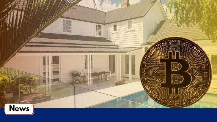 Un homme en Australie vendant sa maison pour plus de 70 Bitcoins - Voici l'histoire