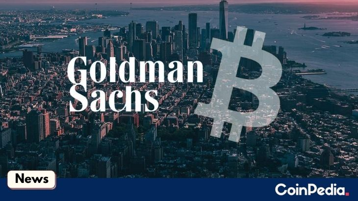Surprising Facts About Goldman Sachs New Digital Asset Head