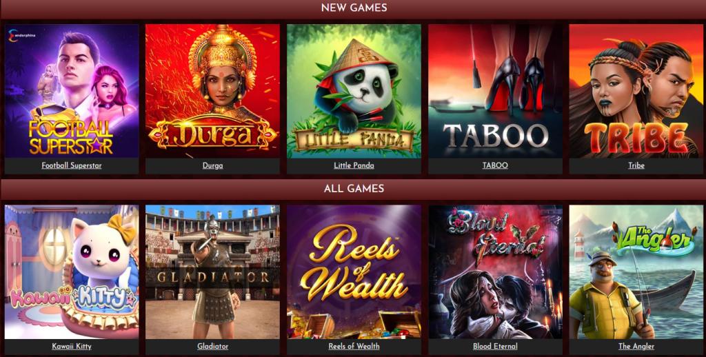 Bitcoin-Casino-Games