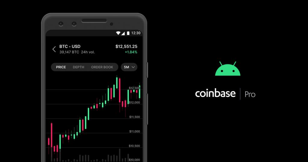 Coinbase-Pro-mobile-app