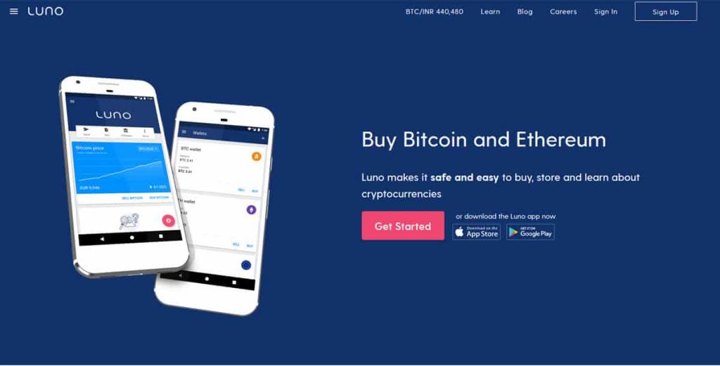 luno bitcoin wallet apk download