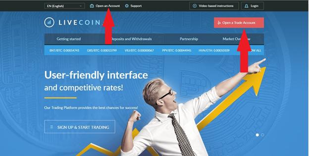 register-on-Livecoin