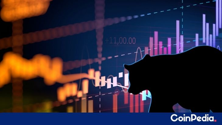 Crypto market down