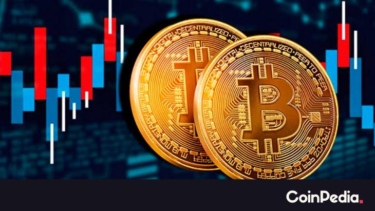 Bitcoin price drain