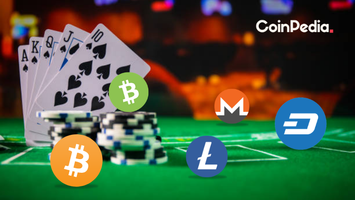 Top 5 Cryptocurrencies That Are Available In Online Casinos