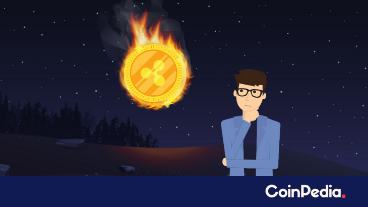 Is Burning XRP Coins a Better Option Right Now?   XRP price