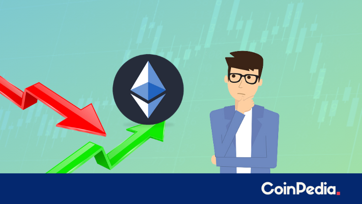 Ethereum Up By 22% From Previous Day's Lows, Will It Form New <bold>ATH</bold>?