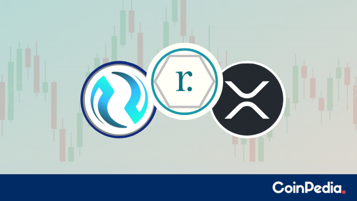 INJ and RAMP Price Shoots up Nearly 25%, XRP Price Follow the Suit