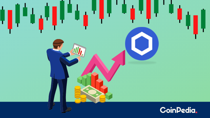 chainlink LINK price