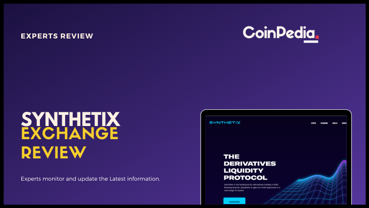 Synthetix Exchange Review: Details, Pricing, & Features