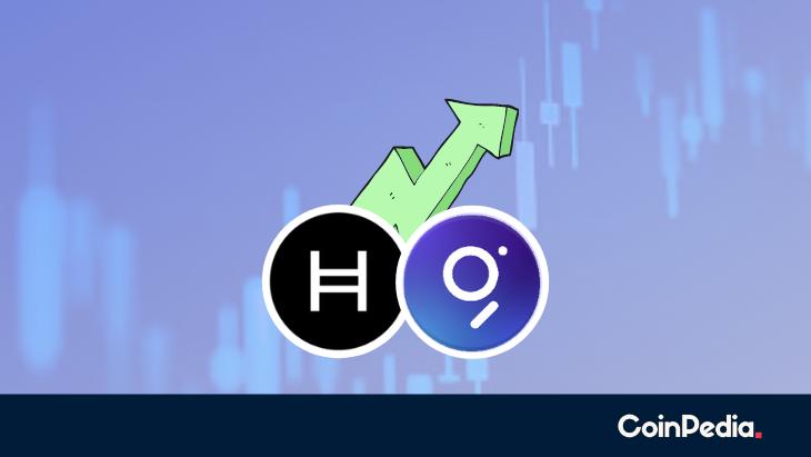 Hedera Hashgraph (HBAR) Price, Graph Token (GRT) Price to Rebound