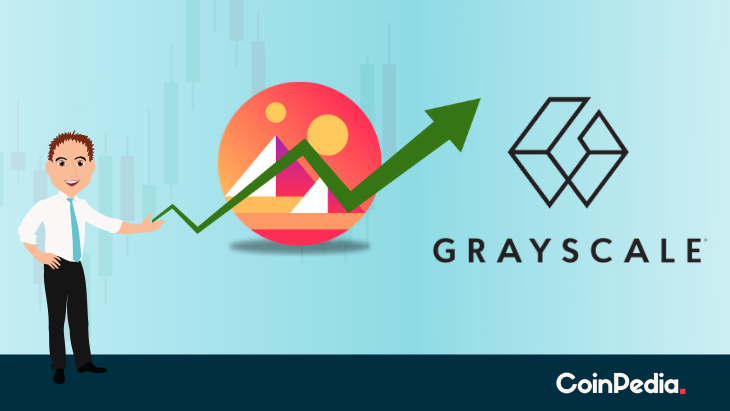 MANA Price Surges High With the Rumours of Trust Filing With Grayscale