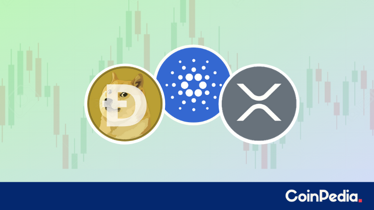 Dogecoin (DOGE), Cardano (ADA), & XRP Price Plunge, Will They Regain Their Previous Levels?