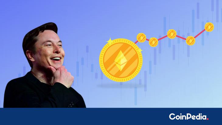 ETH Price Smash $1800 level, Will Tesla Buy Ethereum Next?